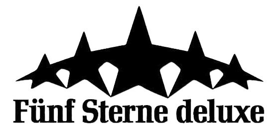 Fünf Sterne deluxe