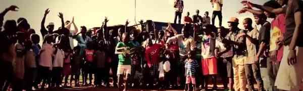 Marteria, Maeckes, Abramz, Slyvester, Lady Slyke, Bris Jean - Blue Uganda (Video)
