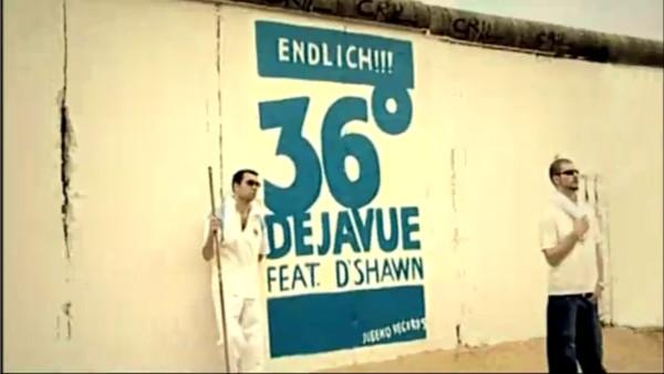 Dejavue feat. D'Shawn - 36 Grad