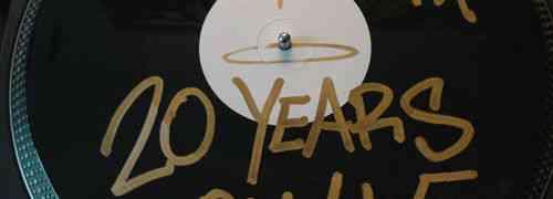 20 Jahre HipHop in 45 Minuten gemixt