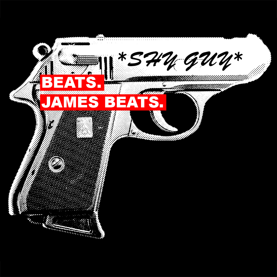 Shy Guy - James Beats